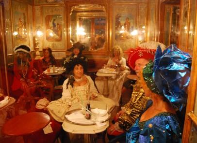 """Veneția – o cafea la """"Florian""""…"""
