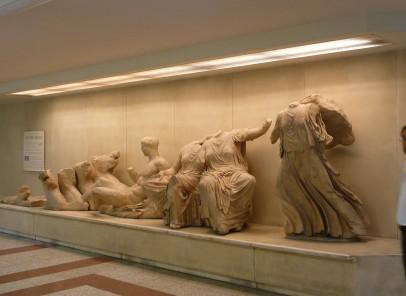 Acropolis, muzeul din metrou