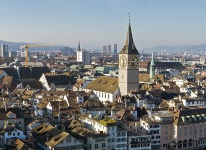 Zâmbetele sunt gratis, în Zurich