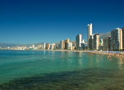 Costa Blanca, o degustare pe Plaja Apusului
