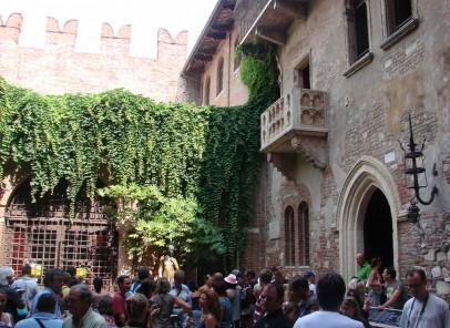 Verona – vacanţă cu poveşti şi reţete de dragoste