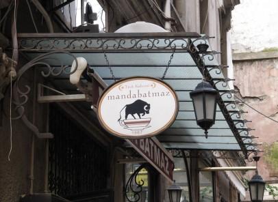 Mandabatmaz – cea mai faimoasă cafenea din Istanbul