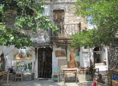 Vacanţă în Thassos: Legendele Sfântului Atanasie cel Mare