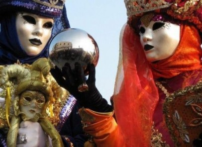 Veneţia în Carnaval: Tintoretto, mauri, măşti şi reţete vechi
