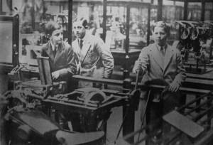 regele mihai la muzeul tehnicii din londra