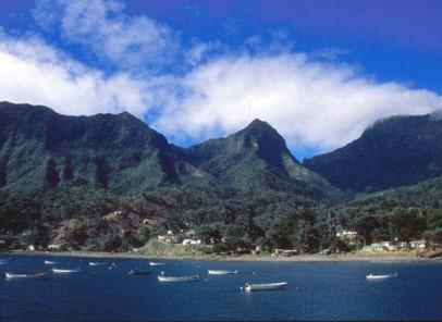 Vacanţă pe Insula lui Robinson Crusoe