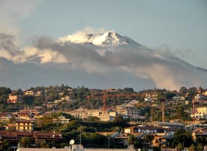 Etna, muntele de foc