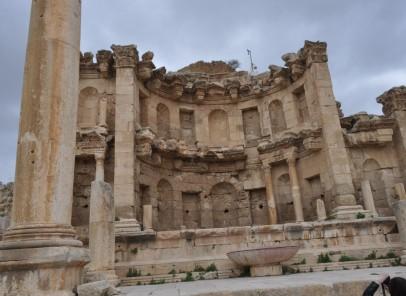 ANTICUL JERASH – EFESUL ȘI POMPEIUL IORDANIEI