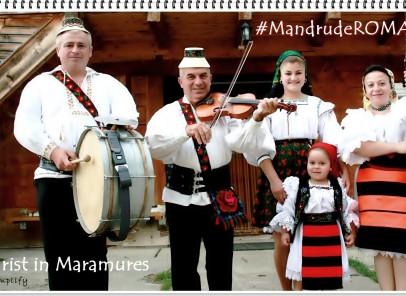 Tu ești #MandrudeROMANIA?