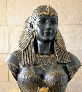 Cleopatra, regina care a primit ca dar de nuntă ceatea antică a Alanyei.
