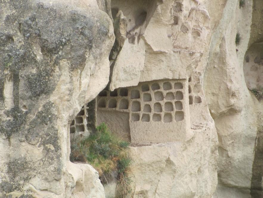 Semne în piatră
