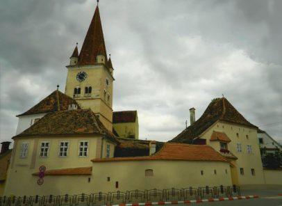 Vacanță în România ta. Misterele bisericii fortificate de la Cisnădie (video)