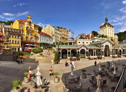 Superlativele mapamondului. Karlovy Vary – lux, boemă și relaxare