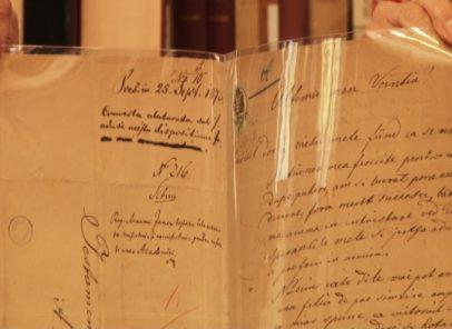 VIDEO: Testamentul lui Avram Iancu, expus în casa natală de la Vidra de Sus. Ce lăsa moștenire Crăișorul Munților pentru neamul românesc din Ardeal?