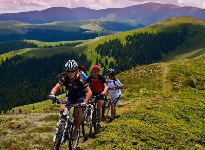 Turism de aventură: Top 10 cele mai bune destinații europene (4) România, agale, pe bicicletă