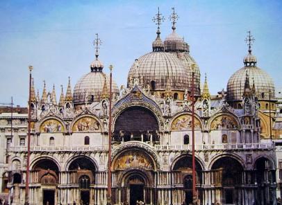 """Nicolae Iorga: Din Italia. Veneţia (7) """"San Marco resimte indigestia de bogăţii a cetăţii"""""""