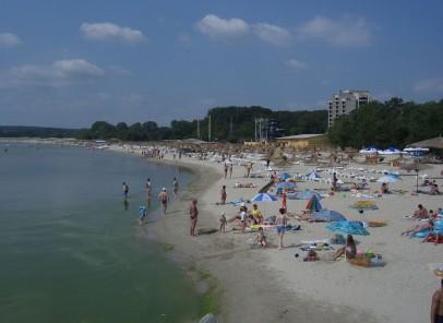 Vacanţă în Bulgaria: Primorsko, pe val de veselie