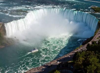 Cascade: cea mai înaltă, cea mai frumoasă, cea mai cunoscută