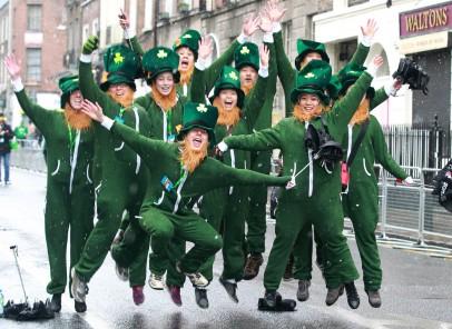 Frunză verde de trifoi norocos! Călătorie în Irlanda, în căutarea Sfântului Patrick