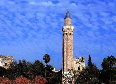 """Pamphilea sau Antalya: """"pământul tuturor triburilor"""""""