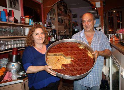 Rovani… o coptură dulce pentru Ulisse și Penelopa