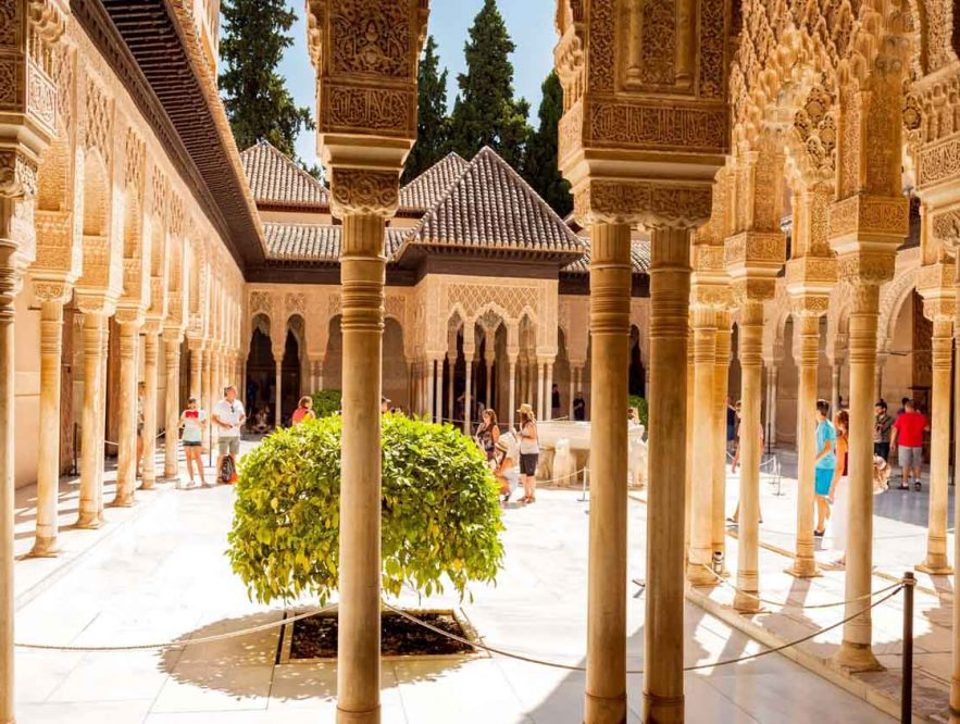 Să căutăm castele-n Spania