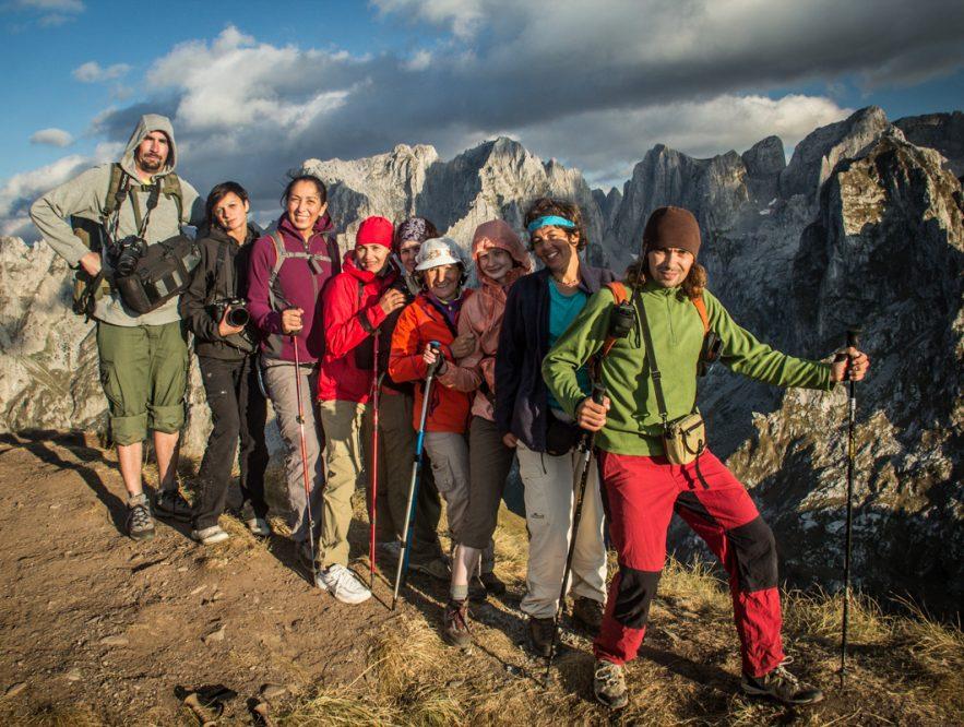 Turism de aventură în Balcani
