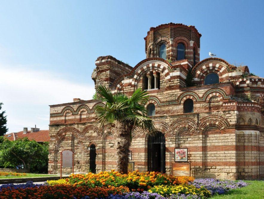 Nessebar - biserica veche