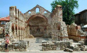 Nessebar - catedrala