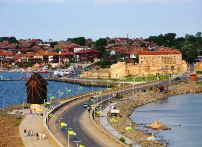 """Nessebar, cetatea celor 40 de biserici sau… """"Bizanțul"""" regăsit"""