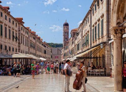 Dubrovnik – cetatea de aur a Croației