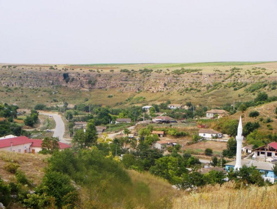Arca lui Noe la Bașpunar